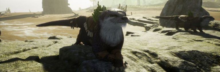 Ashes of Creation previews the lore and creation of its adorable otter mount
