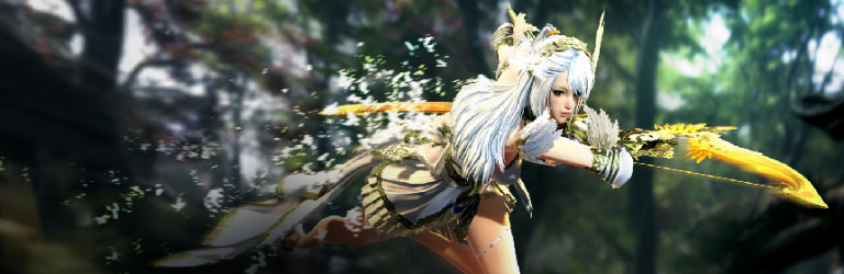 Blade & Soul provides a quick look at the upcoming Zen Archer class