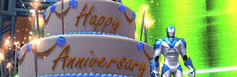 The 10th anniversary of Champions Online continues with new and returning events