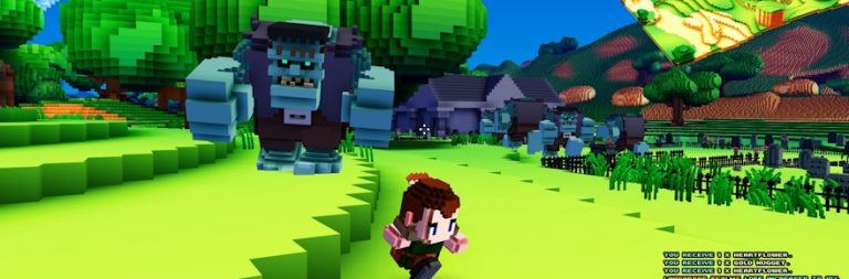 Cube World is back, and this time it's launching on Steam this fall