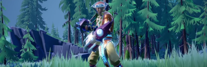 Dauntless adds loadouts and improved crafting in patch