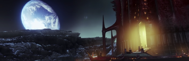 Bungie's latest video talks up Destiny 2's Shadowkeep and the plan for Year Three