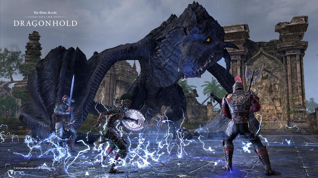 PAX West 2019: A first dip into Elder Scroll Online's