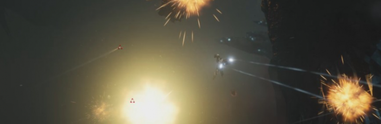EVE Online shares the numbers from the Aether Wars: Phase Two event