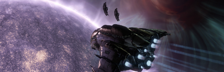 EVE Online will end the nullsec Blackout tomorrow