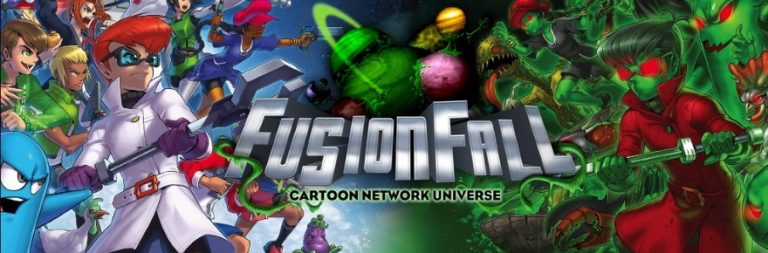 Cartoon Network successfully shut down FusionFall's rogue servers
