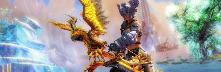 MMO Year in Review: Guild Wars 2's saga and Astellia Online (September 2019)