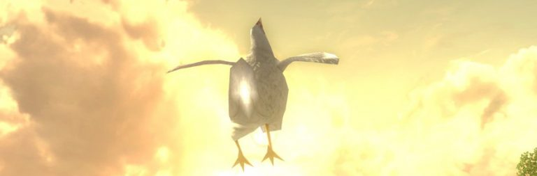 LOTRO Legendarium: The bold life of a player chicken