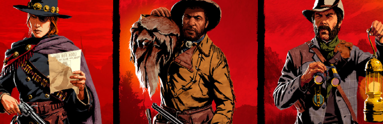 Red Dead Online now lets you be a trader, collector, or bounty hunter with the latest update