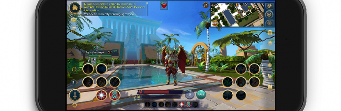RuneScape makes UI changes to mobile, patches in fixes to PC