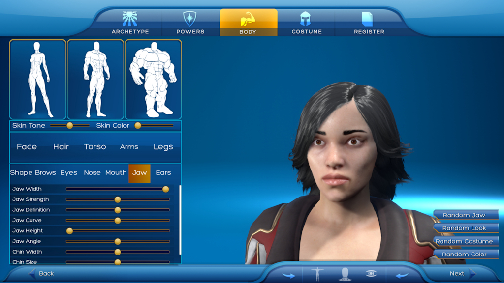 Ship of Heroes pushes character creator beta to later in 2019, says its toons are more advanced than City of Heroes'   Massively Overpowered