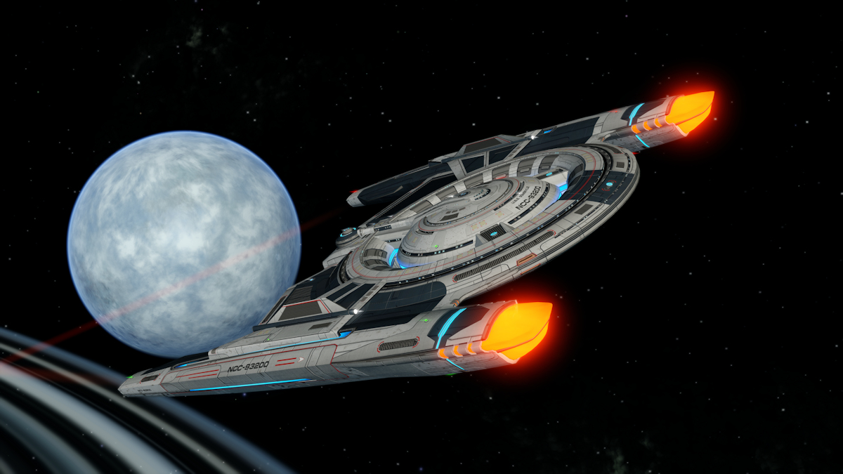 Enter to win a Star Trek Online PC Science Intel bundle in