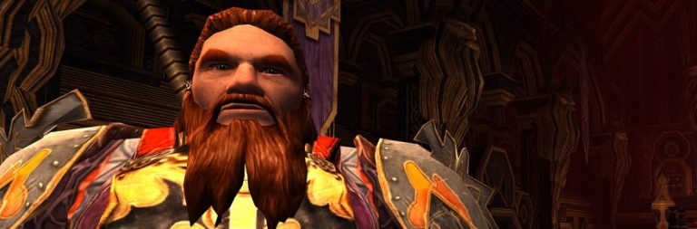 Lord of the Rings Online begins testing the new Stout-Axe Dwarves