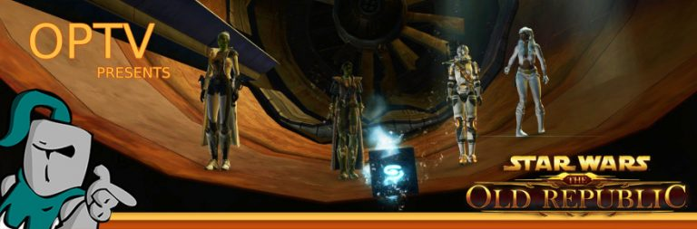 The Stream Team: Catching Corellia and Korriban datacons in SWTOR