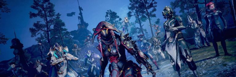 The MOP Up: Warframe's community designs stunning fashion