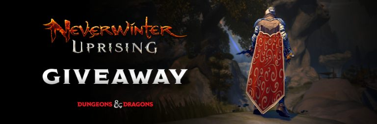 Enter to win a Neverwinter Couturier Pack for PC courtesy of PWE and MOP!