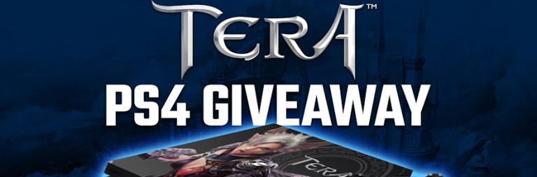 Enter to win a TERA-themed PS4 console from En Masse and MOP (open to NA/EU!)