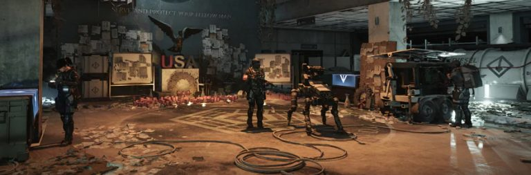 The MOP Up: The Division 2 places the Pentagon under siege