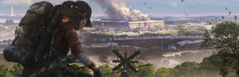 The Division 2 announces March 17 arrival to Stadia with PC cross-play