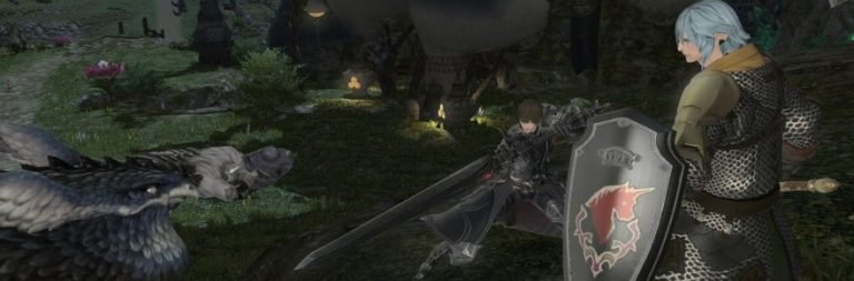 Final Fantasy XIV kicks off an eight-day free login campaign