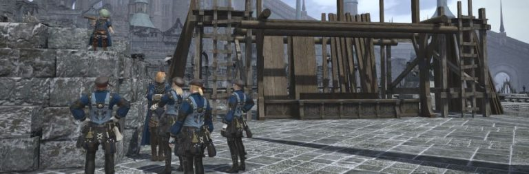 Final Fantasy XIV reminds players of the new plots arriving in patch 5.35