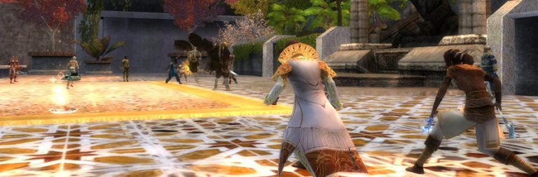 The Daily Grind: Which MMO has the messiest combat?
