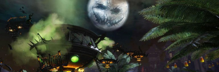 Guild Wars 2's Halloween festival, Shadow of the Mad King, returns October 13