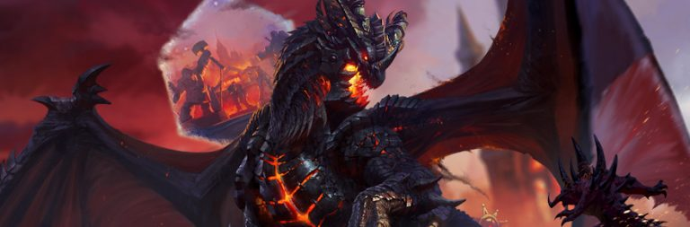 Heroes of the Storm adds a cataclysmic new challenger, Deathwing