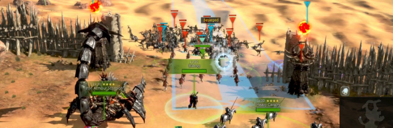 Kingdom Under Fire 2 touts the real-time strategy side of its gameplay in the latest video