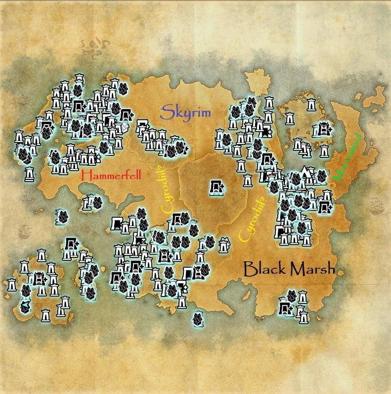 Best Mmorpg 2020 Reddit.Tamriel Infinium Which Province Will The Elder Scrolls