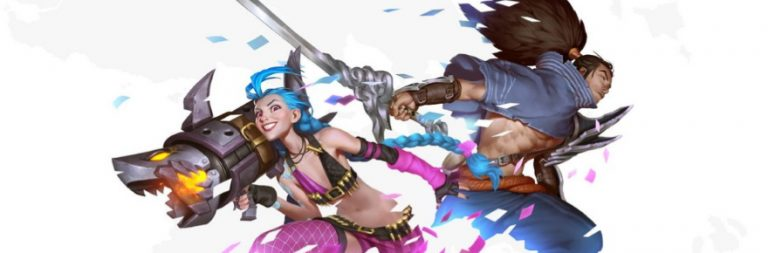 Riot announces team shooter, card game, fighting game, co-op game, and mobile League of Legends