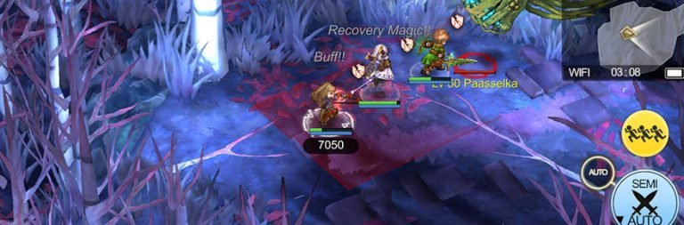 Nexon's mobile MMO Spiritwish has launched around the globe today