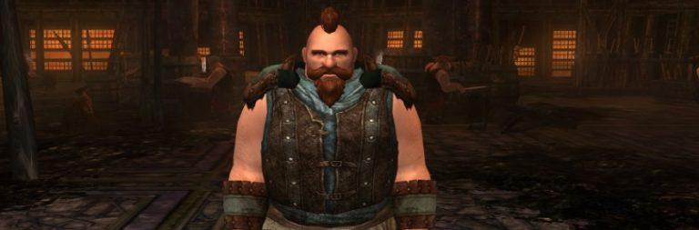LOTRO Legendarium: Taking the Stout-Axe Dwarf on a journey