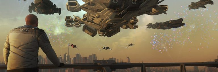 Make My MMO: Star Citizen drops alpha 3.7 as it turns 7 itself