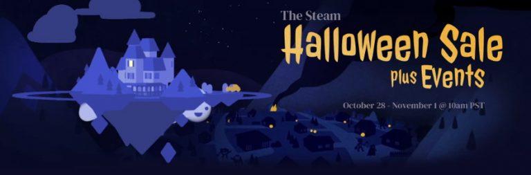 Steam's brief Halloween sale grants deals on Elite, Black Desert, and more MMOs