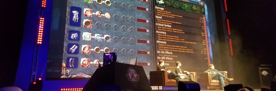 ExileCon 2019: Path of Exile 2's skill system reboot and