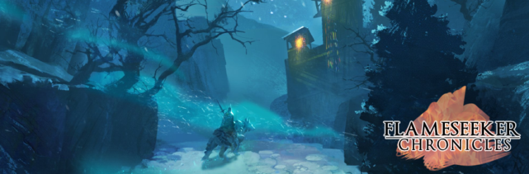 Flameseeker Chronicles: First impressions of Guild Wars 2's Whisper in the Dark