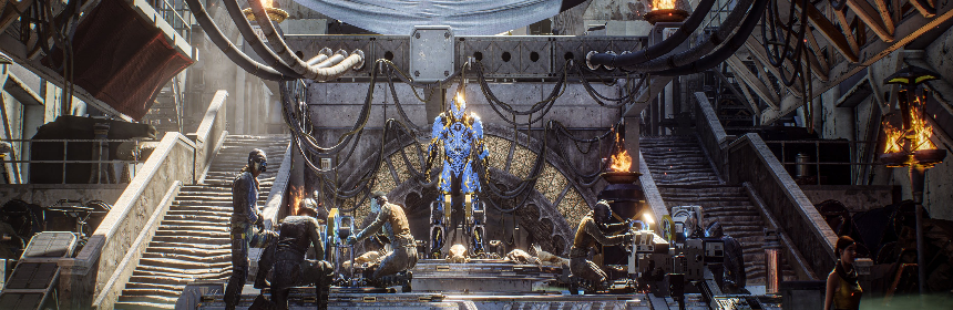 Anthem loses yet another lead developer as BioWare's head of live service departs