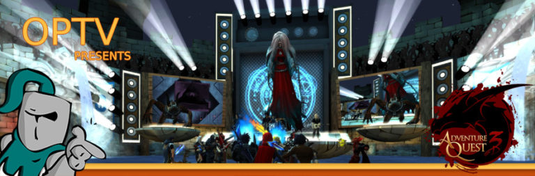 The Stream Team: Attending AdventureQuest 3D's Alice in Chains battle concert