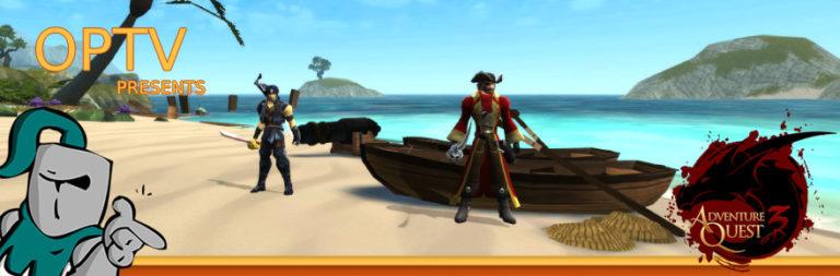 The Stream Team: Sailing to AQ3D's Yokai Island
