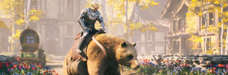 The Daily Grind: Which MMO has the best bears?