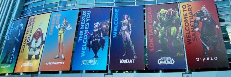 BlizzCon 2019: Opening ceremonies liveblog