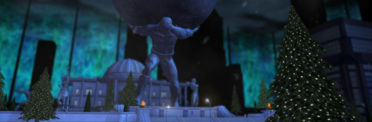 SEGS moves its engine and client to City of Heroes Issue 2 assets