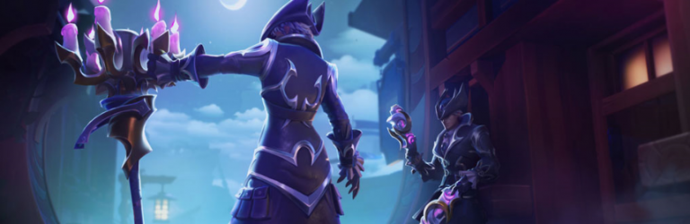 Dauntless revels in the spookiness with the Haunted Shadows season pass