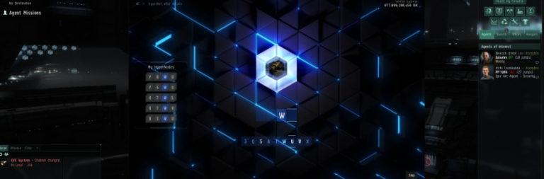 EVE Online's new HyperNet Relay reintroduces gambling to New Eden