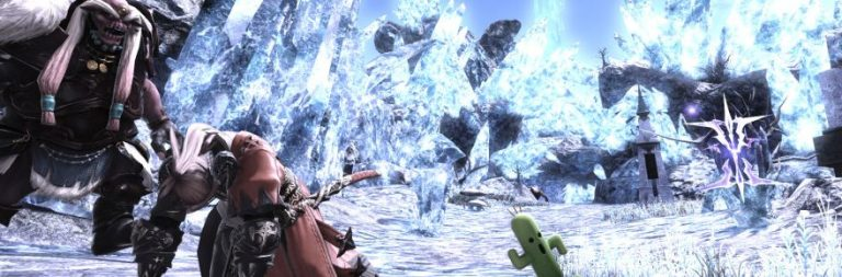 Final Fantasy XIV patches in more levels and more challenges for Blue Mage