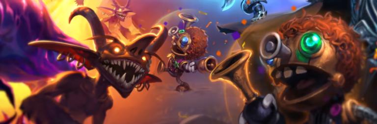 Hearthstone's eight-player Battlegrounds mode enters open beta