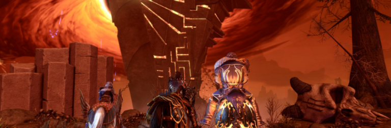 Neverwinter's Infernal Descent module is sending players straight to hell on January 21