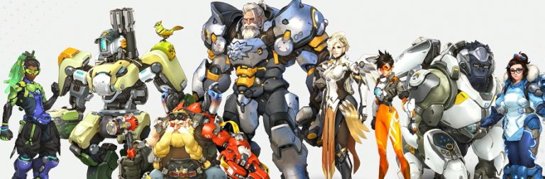 BlizzCon 2019: Overwatch 2's progression system allows for customizable playstyles