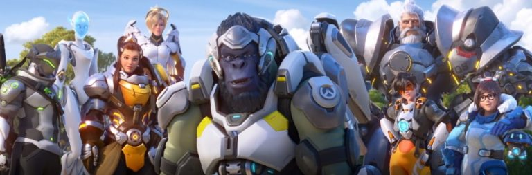 BlizzCon 2019: Overwatch 2 angles toward PvE with co-op missions and hero leveling